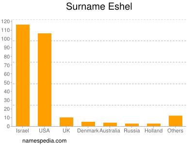 Surname Eshel