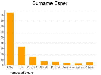 Surname Esner