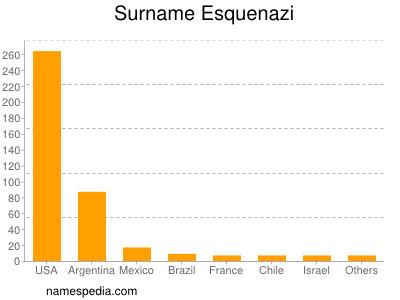 Surname Esquenazi