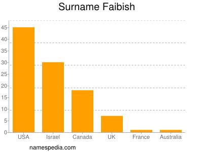 Surname Faibish