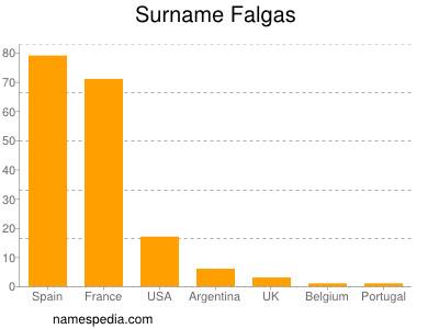 Surname Falgas