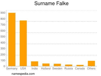 Surname Falke