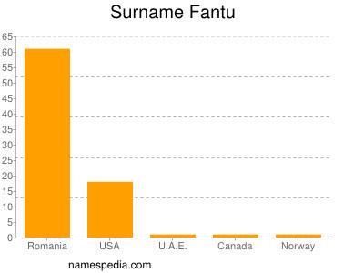 Surname Fantu