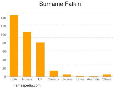 Surname Fatkin