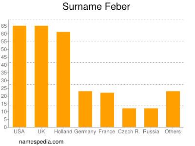 Surname Feber