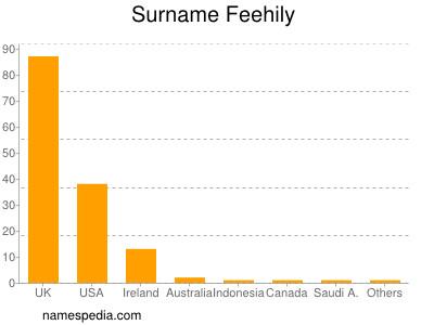 Surname Feehily