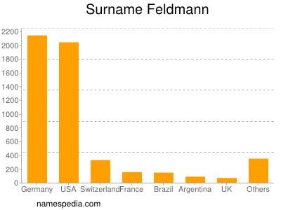 Surname Feldmann