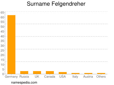 Surname Felgendreher