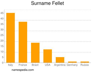 Surname Fellet