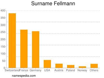 Surname Fellmann
