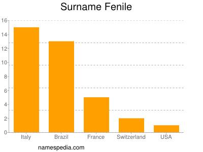 Surname Fenile
