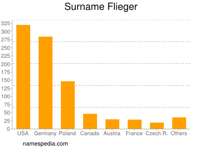 Surname Flieger