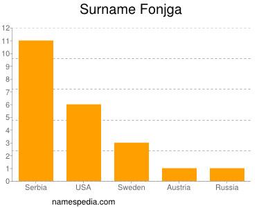 Surname Fonjga