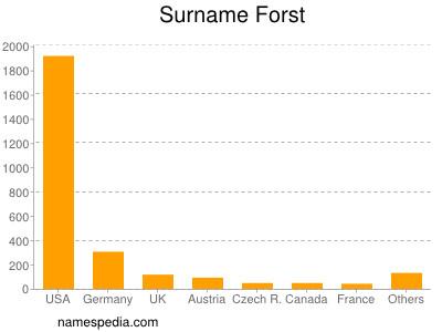 Surname Forst