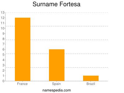 Surname Fortesa