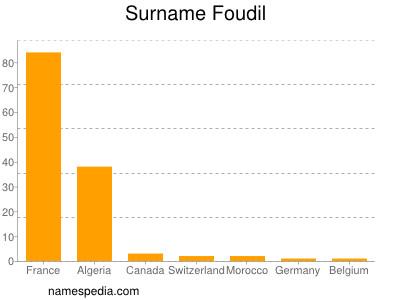 Surname Foudil