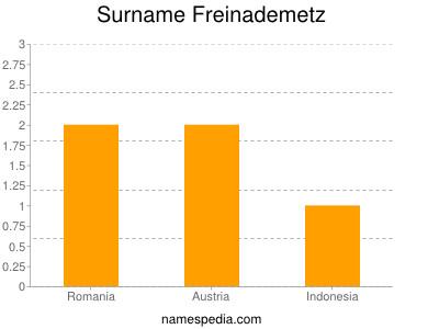 Surname Freinademetz