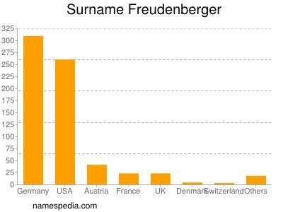 Surname Freudenberger