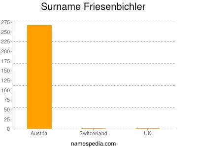 Surname Friesenbichler