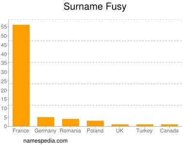 Surname Fusy