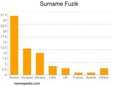 Surname Fuzik