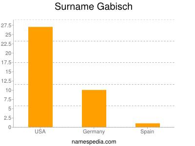 Surname Gabisch