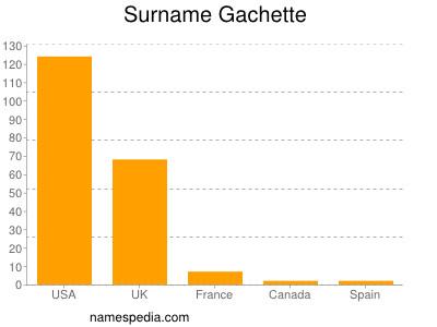 Surname Gachette