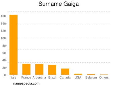 Surname Gaiga