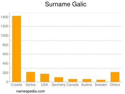 Surname Galic