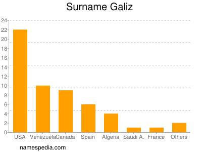 Surname Galiz