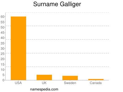Surname Galliger
