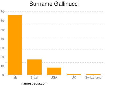 Surname Gallinucci