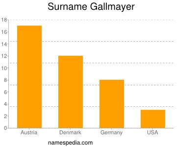 Surname Gallmayer