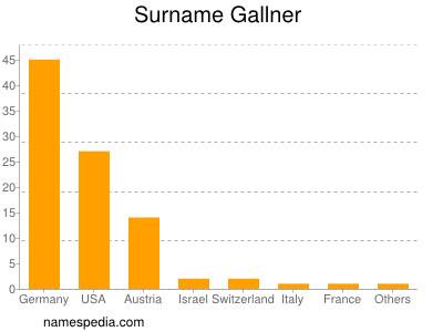 Surname Gallner