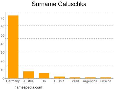 Surname Galuschka