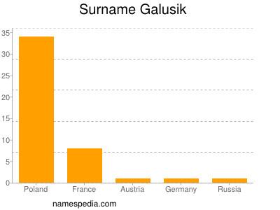 Surname Galusik
