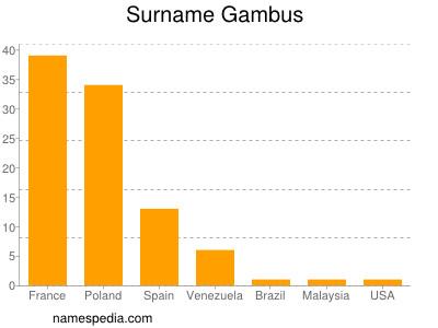Surname Gambus