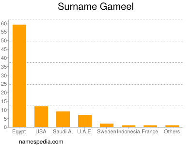 Surname Gameel