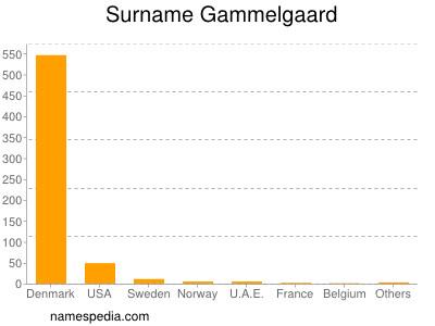 Surname Gammelgaard