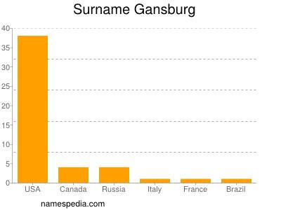 Surname Gansburg