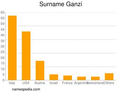 Surname Ganzi