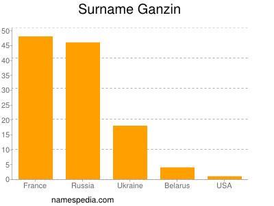 Surname Ganzin
