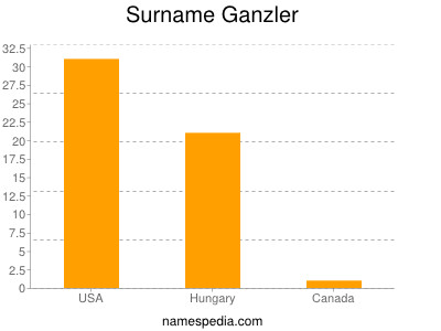 Surname Ganzler