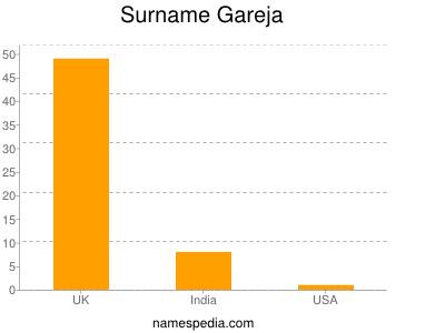 Surname Gareja