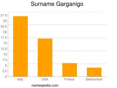 Surname Garganigo