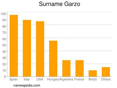 Surname Garzo
