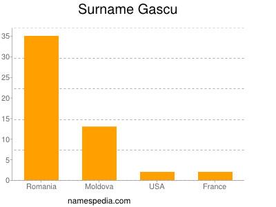 Surname Gascu