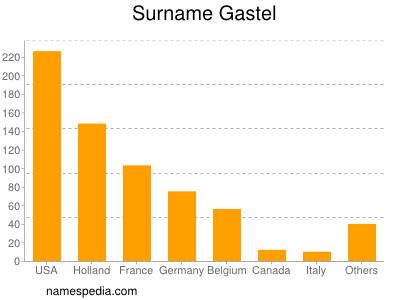 Surname Gastel