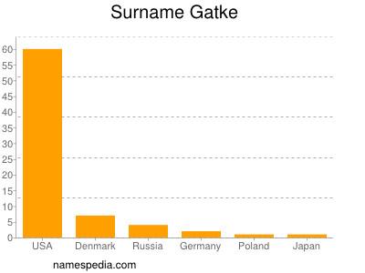 Surname Gatke