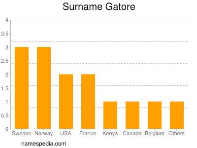 Surname Gatore